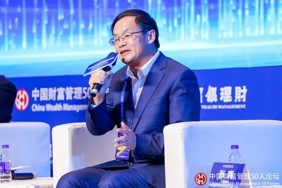 汇添富总经理张晖:中国投资者结构在发生变化!