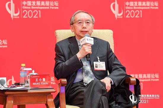 王小鲁:中国经济增长须把基础放在内需 目前消费率仍然偏低