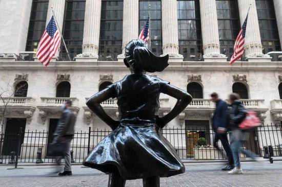 收盘:美债收益率攀升 美股收跌科技股领跌