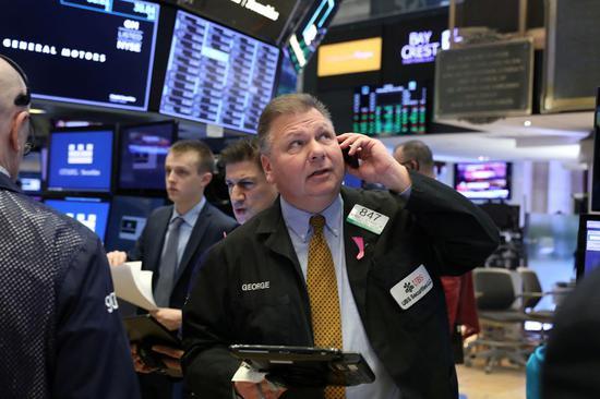 收盘:美股收跌道指跌50点 科技股表现疲软