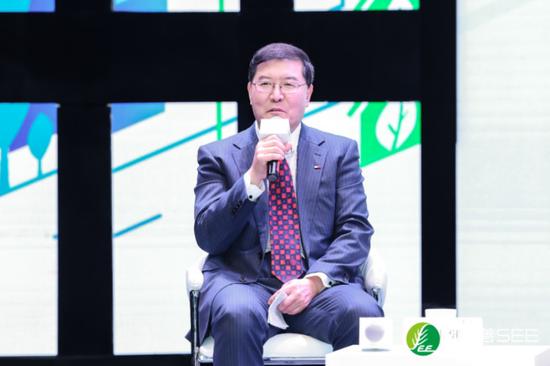 联合国环境署(UNEP)科学司司长刘健