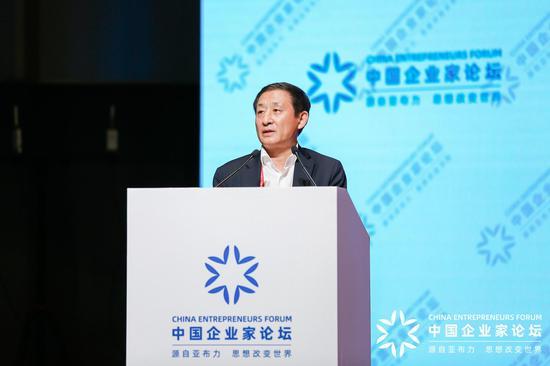 国资委彭华岗称国企民企都是推动市场发展的重要力量,并点赞郭广昌