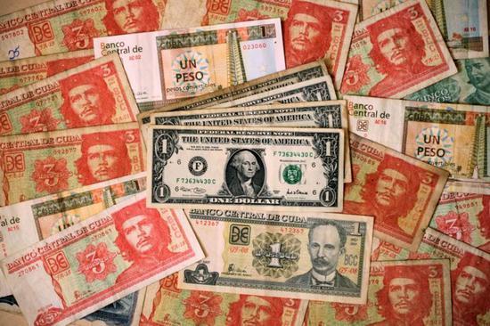 古巴宣布将暂停接受美元现金存款