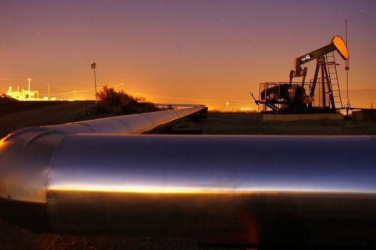 本周美国WTI原油上涨1% 布伦特原油涨1.1%