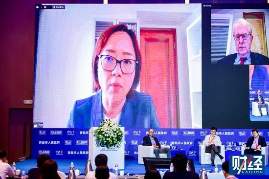 Vanguard集团浦彦:建议资管行业资质考试双语化,中文对外资精英来说有一定困难