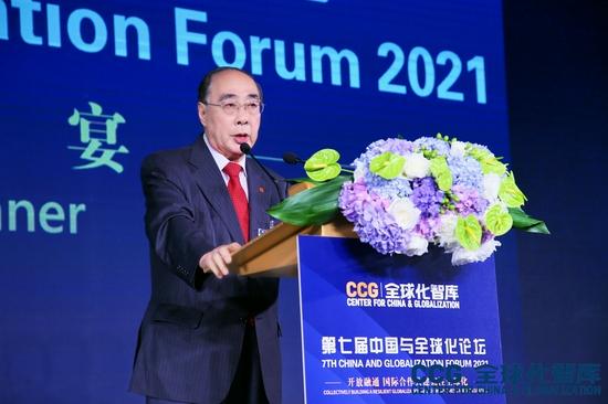 联合国前副秘书长吴红波:中欧有共同利益,双方市场高度互补,互利合作潜力巨大