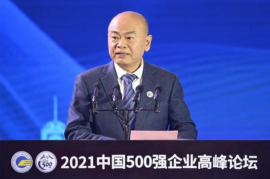 中国铁工董事长陈云:建设世界一流企业 就要强化自主品牌塑造
