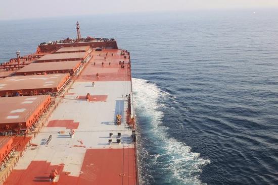 """""""大豆船""""后,多艘美国煤炭货船正向中国飞奔"""
