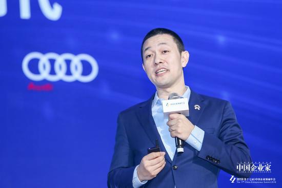 蔚来汽车创起人、董事长、CEO李斌