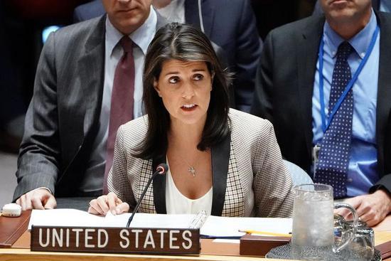 波音提名前美国驻联合国大使黑利为董事 将在4月29日股东大会上表决