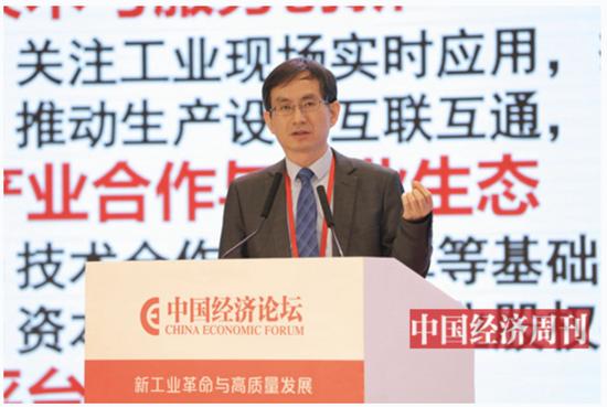 余晓晖 (《中国经济周刊》首席摄影记者 肖翊 摄)