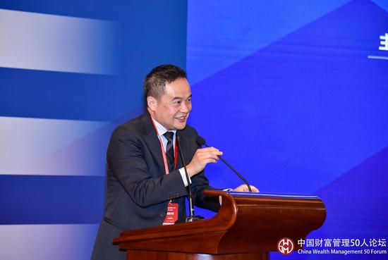 刘曙峰:投资是一门艺术 资管端的数字化比较困难