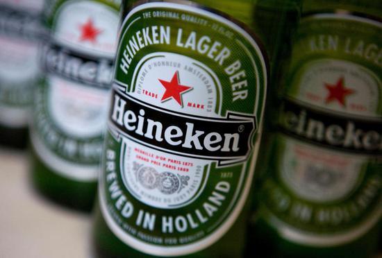 喜力啤酒上半年净亏损2.97亿欧元