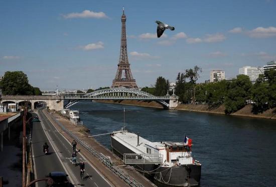 法国政府最新预测经济萎缩幅度将要大于此前预测8%