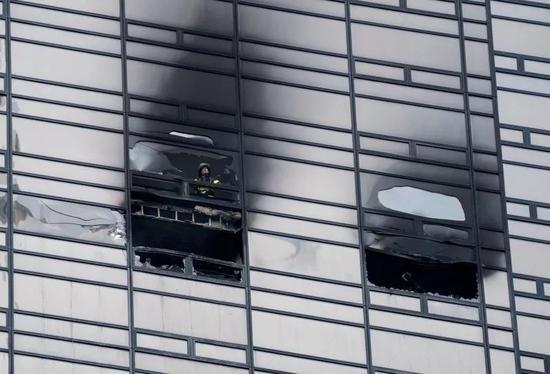 自食其果?美媒曝特朗普曾花钱阻挠大厦装消防喷头特朗普