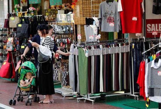 日本12月家庭支出下降4.8% 增税后连续三月下滑