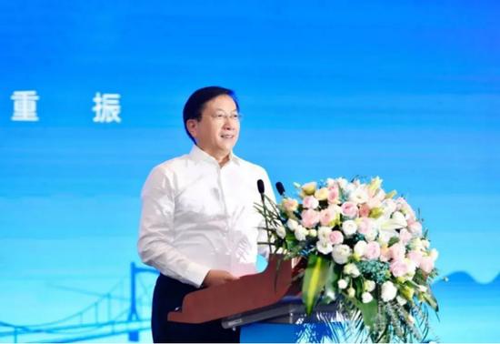 王忠林出席中国品牌节年会:品牌兴、武汉兴,城市强、品牌强