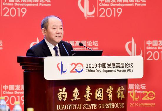 国家发展和改革委员会副主任宁吉喆