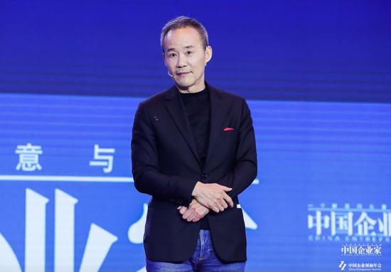 """吴晓波:他预见第三次浪潮,还发明""""大数据""""这个词"""