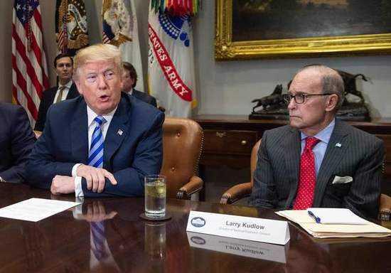 白宫经济顾问:若疫情二次爆发 特朗