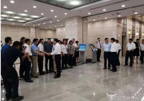 中国电信总经理刘爱力离职赴任记:连续三声谢谢(图)