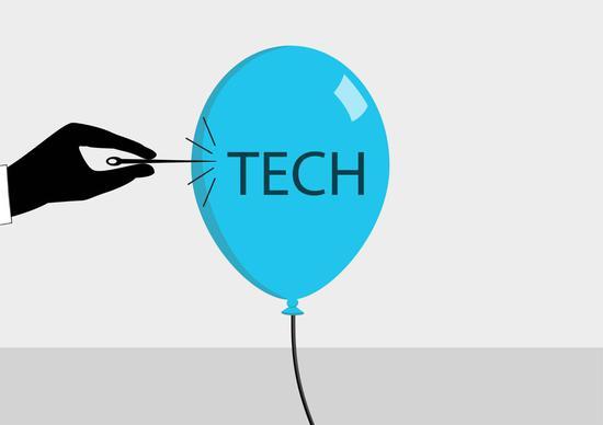 华尔街大多头建议减持科技股:纳指或下跌10%