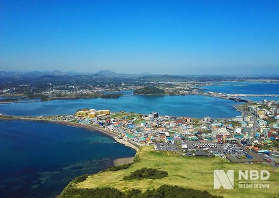 韓國濟州島(圖片來源:每經記者 王嘉琦 攝)