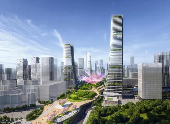 37年造城经验 越秀地产为里仁洞村注入强劲发展动力