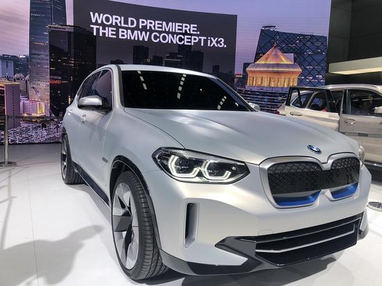 继续领跑新能源车市场 宝马集团深入布局未来出行新能源车