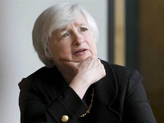 耶伦:企业高负债恐延长经济低迷期并触发企业破产