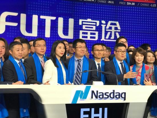 专访富途CEO李华:对标美国盈透 获客打法求变