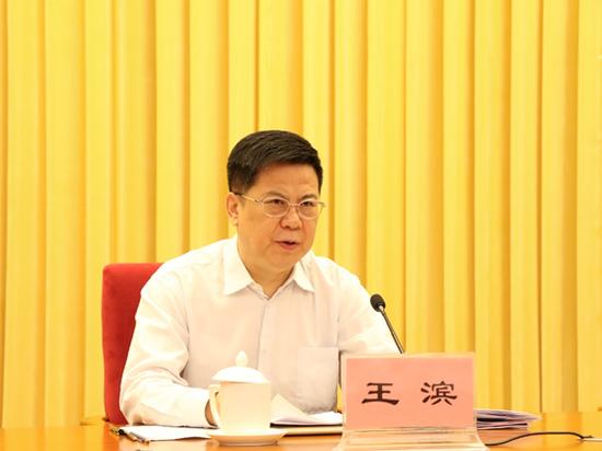 国寿王滨:上半年集团总营收5408亿 业绩改善明显
