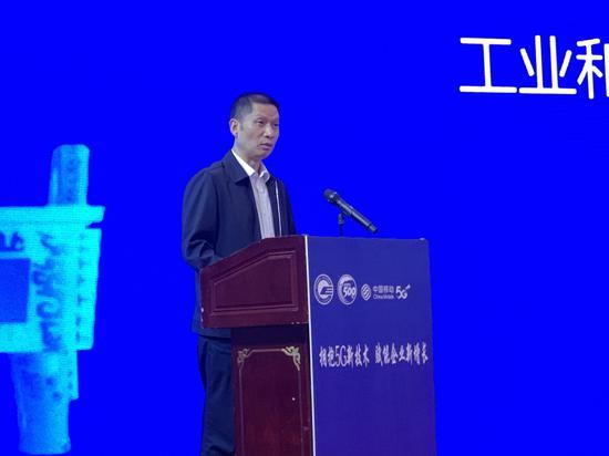 工信部劉鬱林:全國5G基站累計建成並開通超60萬個