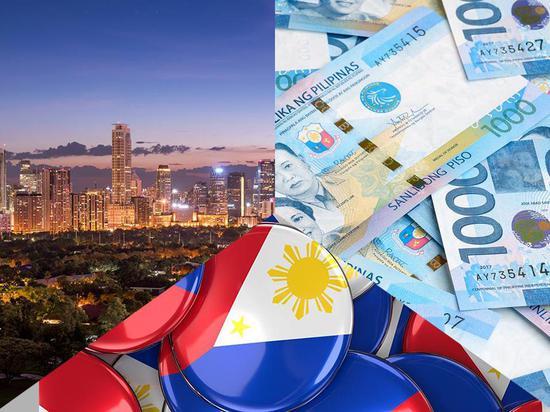 菲律宾三季度GDP环比增长8%