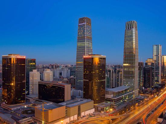 【ROE看房企】中国国贸几无业务增量 ROE或持续仅保持10%左右