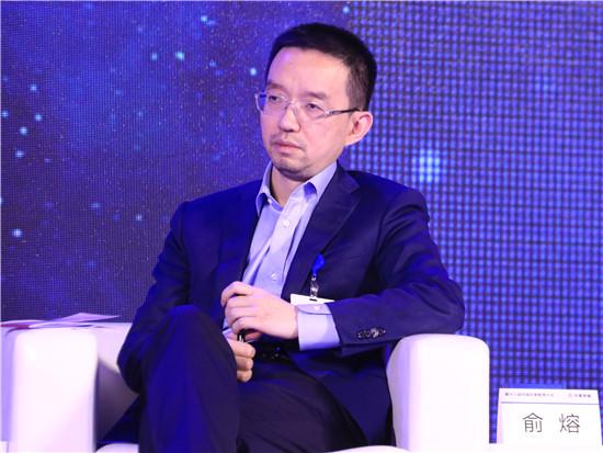 美年大健康产业集团董事长俞熔