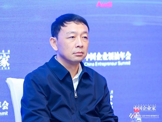 长河实业集团董事长高鸿鹏