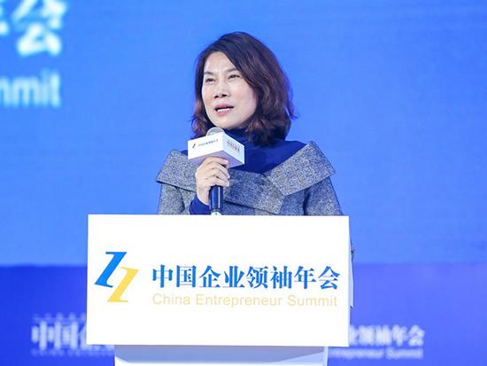 珠海格力电器董事长兼总裁董明珠