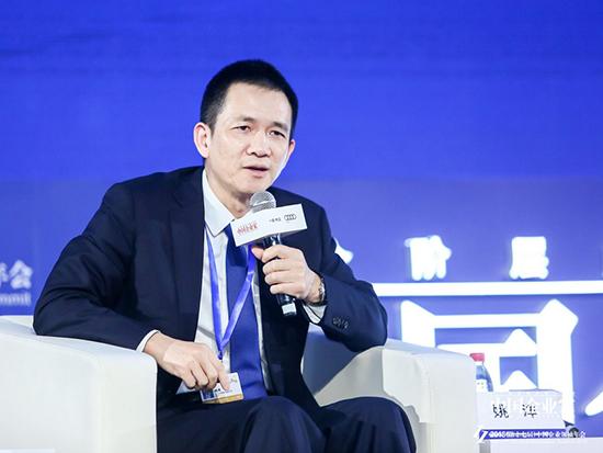 北京大学国家发展钻研院院长姚洋