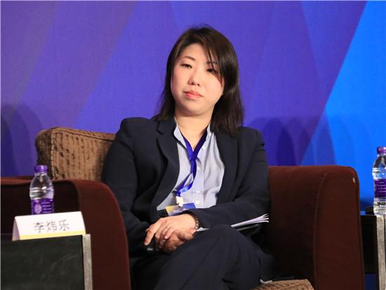 穆迪项现在与基建融资部副总裁、高级分析师李炜笑