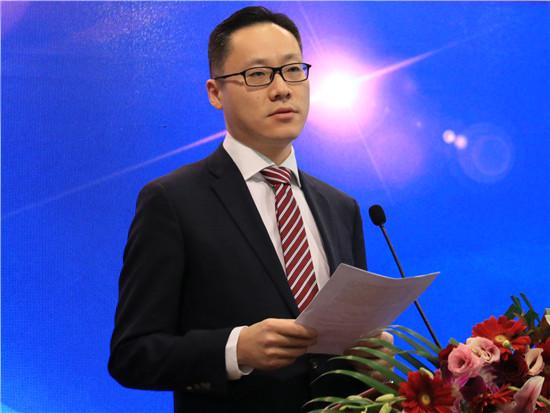 北京五洲天宇认证中心常务副主任、中商国誉检验认证中心有限公司董事长杨谨蜚