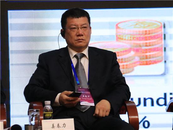 中国国际经济交流中心信息部部长姜春力