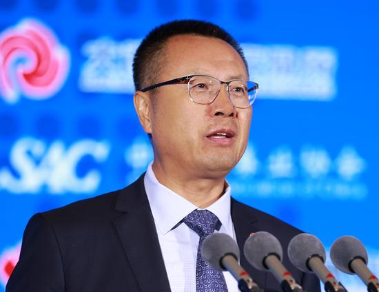 大连商品营业所党委副书记、总经理 王凤海