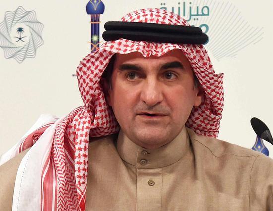 沙特主权财富基金主席亚西尔·鲁梅延