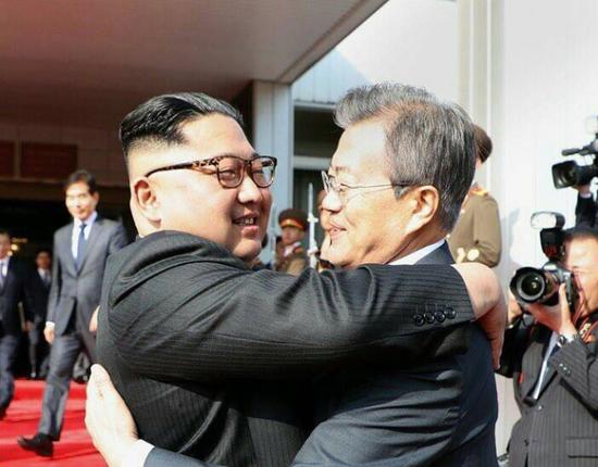 干货满满!文在寅宣布朝韩首脑最新会晤成果文在寅