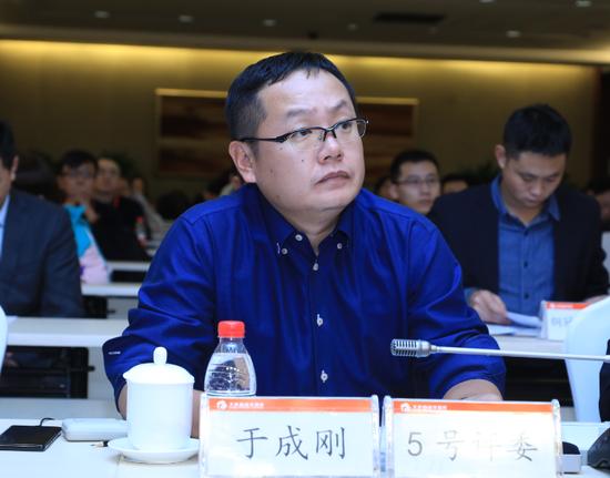 华泰长城国际贸易有限公司总经理于成刚