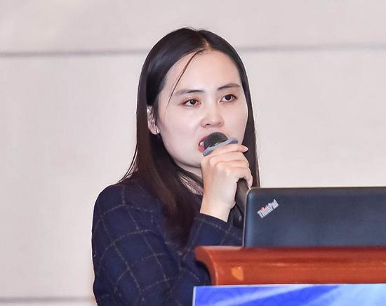 北矿力澜科技询问(北京)有限公司高级钻研员 潘虹