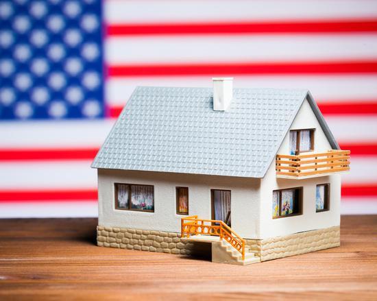 金融危机10年后 美国仍有63%家庭背负住房抵押贷款