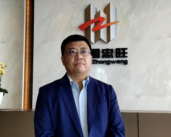 获奖代表致辞|中国忠旺葛文达:为推动东北经济发展做出新贡献
