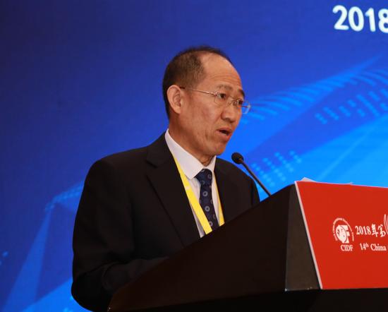 中国期货业协会副会长 张晓轩